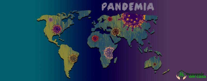 Pandemia - Cuidados que devemos ter em casa